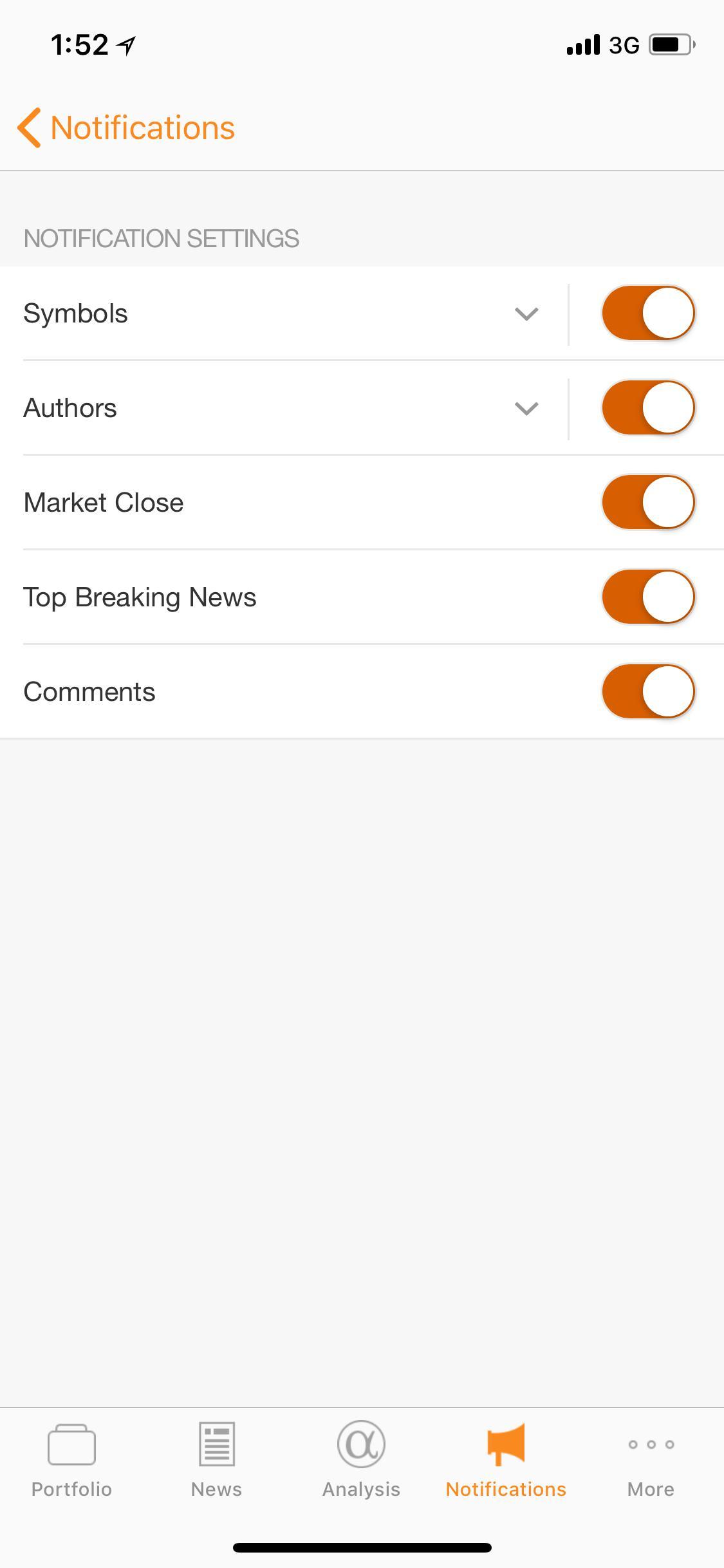 Notifications in app will not clear / Feedback Forum